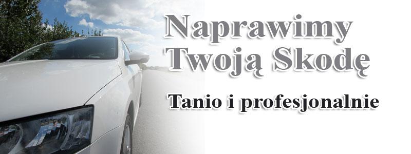 Naprawa samochodów marki Skoda Olsztyn, ul. Zakole 15