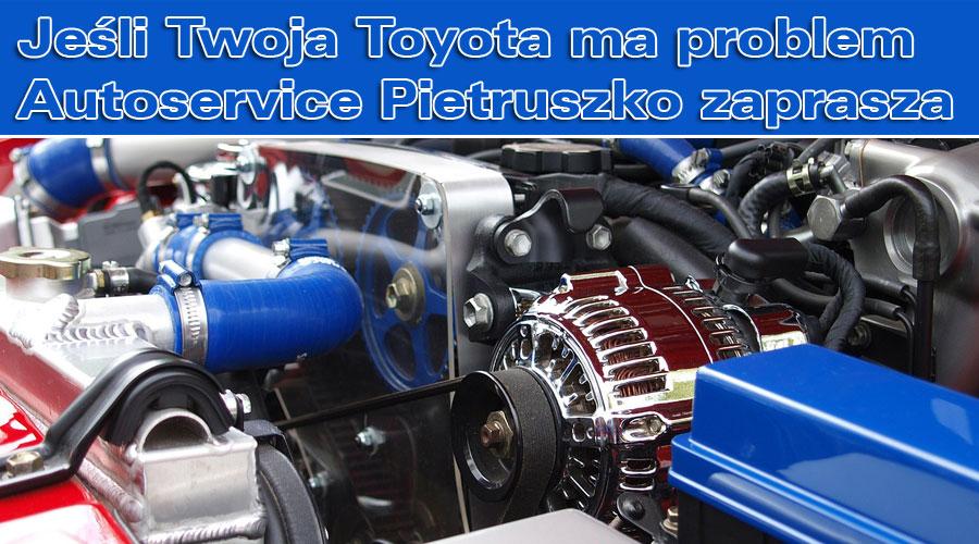 Naprawa samochodów marki Toyota Olsztyn