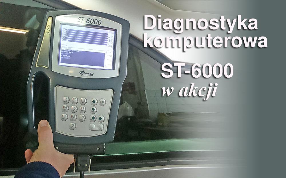 Diagnostyka komputerowa przy użyciu sprawdzonego sprzętu